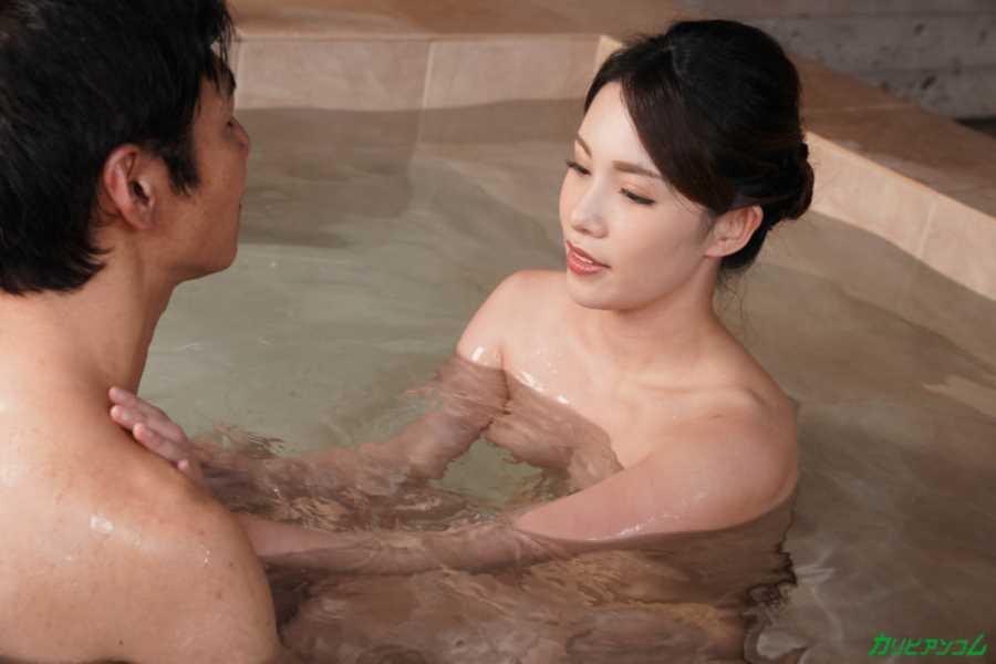 上山奈々 無修正セックス画像 35