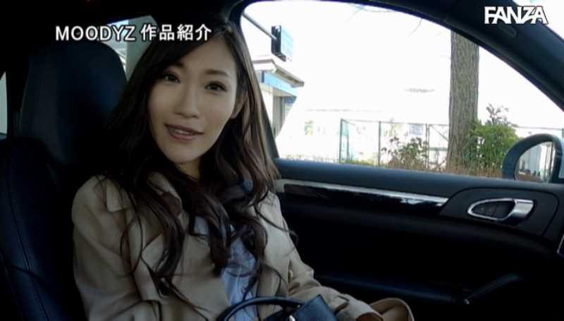 スレンダー巨乳美女 黒谷咲紀 エロ画像 14
