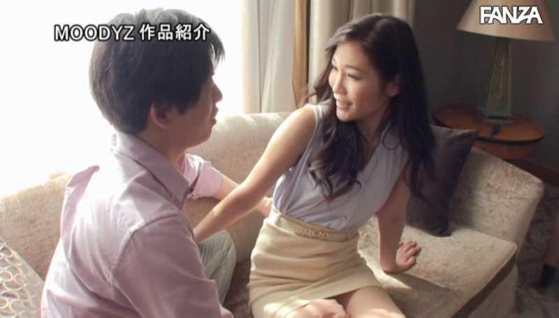 スレンダー巨乳美女 黒谷咲紀 エロ画像 19