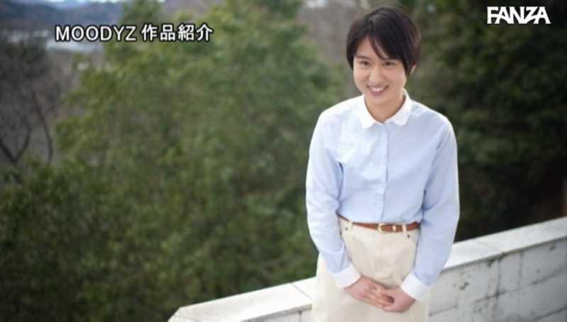 ショートカット女子 久保凛 エロ画像 17