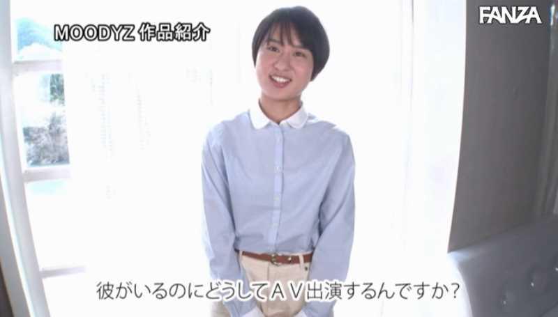 ショートカット女子 久保凛 エロ画像 26