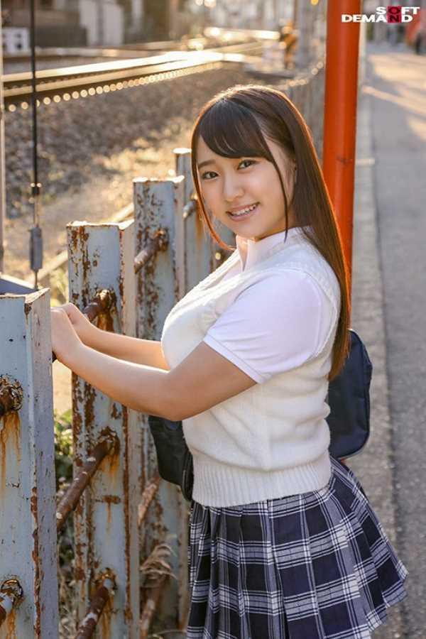 爆乳処女 姫咲はな エロ画像 12