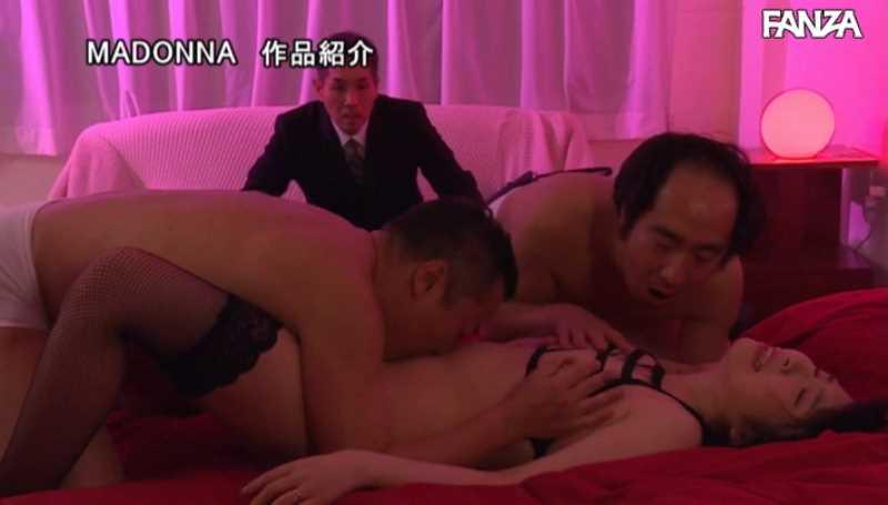 ポルノ映画館の輪姦セックス画像 45