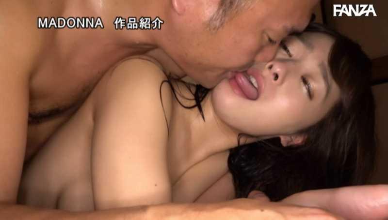 白石茉莉奈の密着セックス画像 65