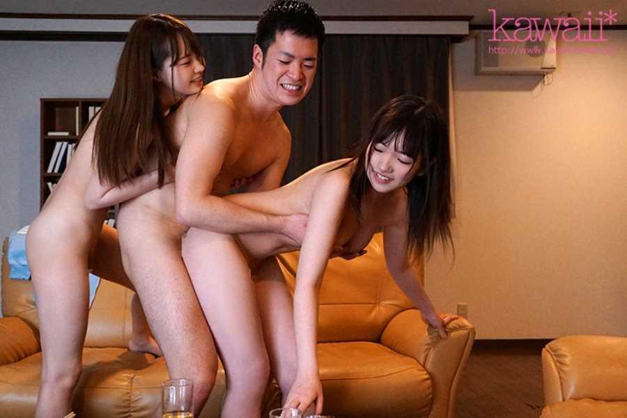 童顔姉妹のセックス画像 6