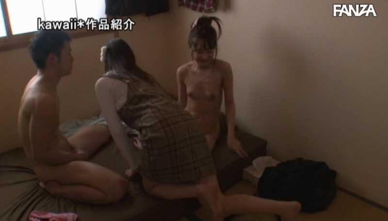 童顔姉妹のセックス画像 27