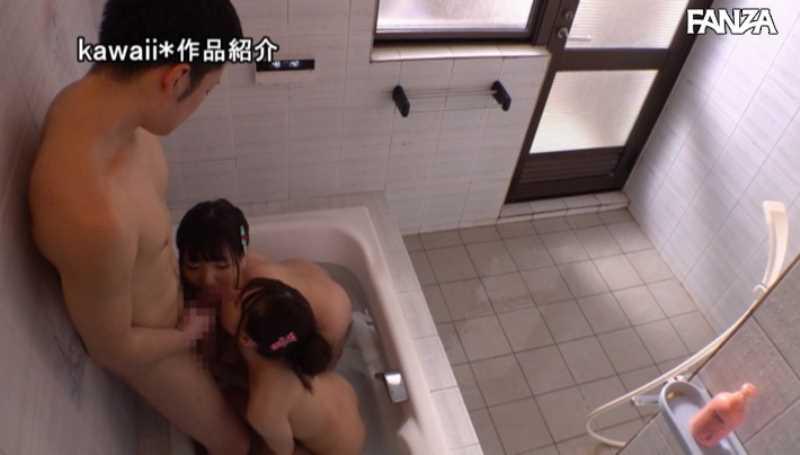 童顔姉妹のセックス画像 37