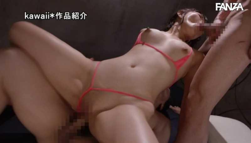 着エロアイドル 浅見レナ AVデビュー画像 55