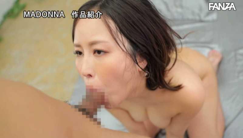 人妻 森梨々花 AVデビュー画像 22