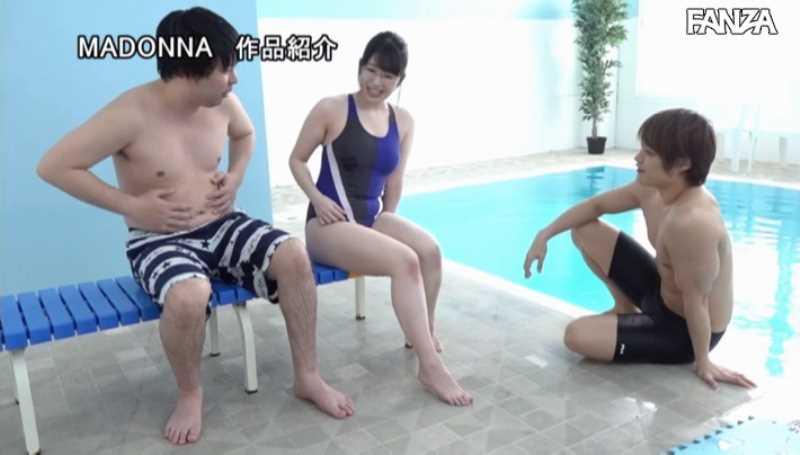 水泳教室の不貞妻セックス画像 22