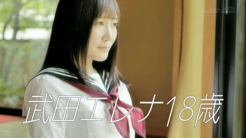 制服美少女 武田エレナ エロ画像 34