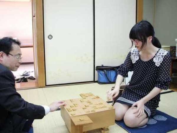 女流棋士 かわいい エロ画像 2