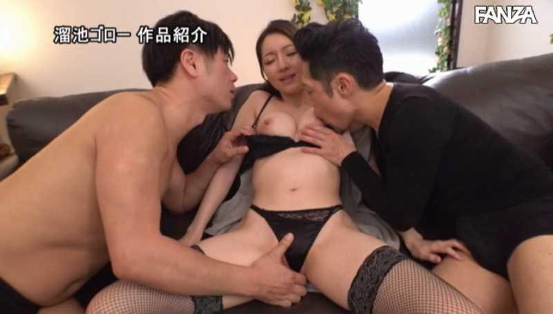美人ハーフ妻 羽咲美亜 エロ画像 41