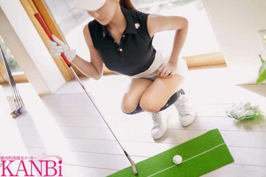 ゴルフのレッスンプロ 財前カレン エロ画像 2