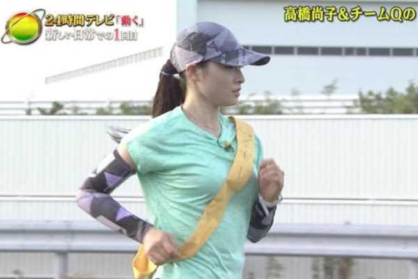 土屋太鳳 24時間テレビ マラソン おっぱい エロ画像 2
