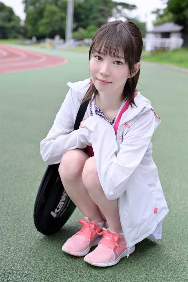 女子バドミントン選手 高梨有紗 エロ画像 2