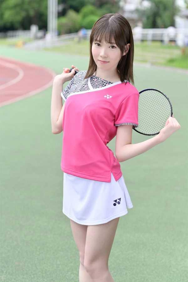 女子バドミントン選手 高梨有紗 エロ画像 3