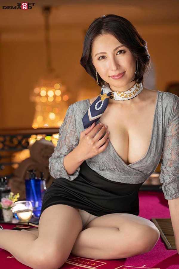 人妻アラフォー美女 佐田茉莉子 エロ画像 2