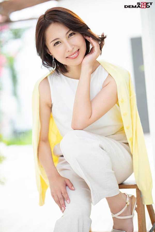 人妻アラフォー美女 佐田茉莉子 エロ画像 17