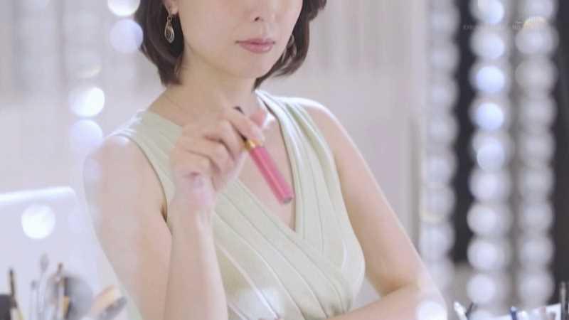 人妻アラフォー美女 佐田茉莉子 エロ画像 39