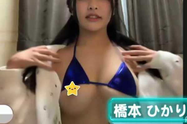 生放送 乳首 ハプニング エロ画像 1