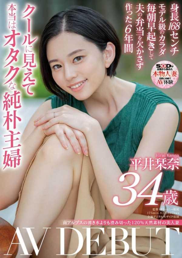 スレンダー美人妻 平井栞奈 エロ画像 16
