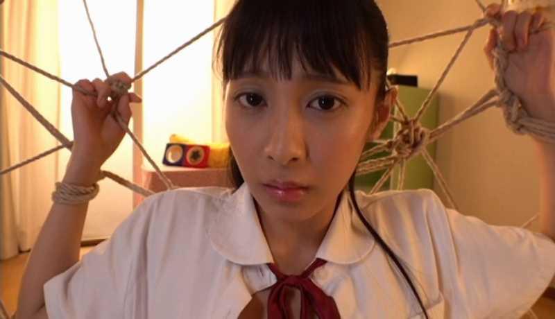 女子高生の緊縛レイプ画像 59