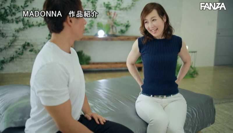 40歳の熟女 瀬月秋華 エロ画像 16