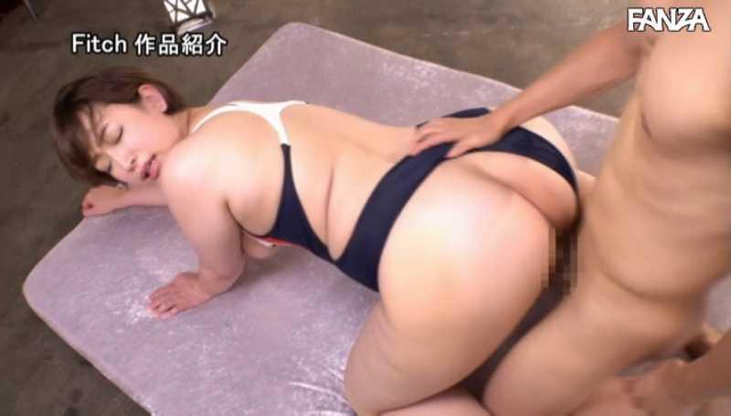 むっちり女子大生 藤沢麗央 エロ画像 42