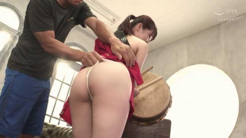 和太鼓女子 松田優 エロ画像 26