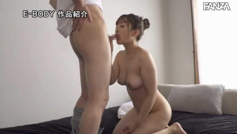 巨乳保育士 桃田香織 エロ画像 38