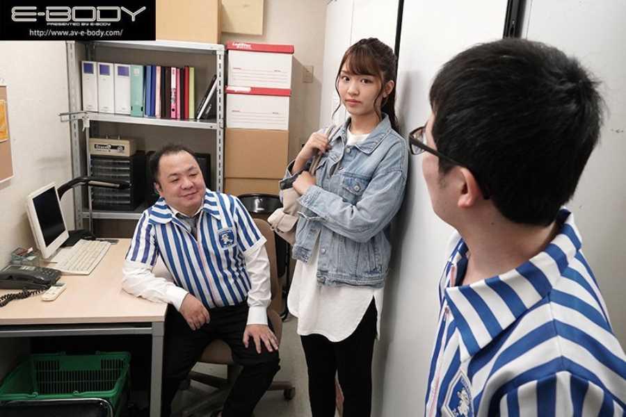 女子大生バイトのコンビニ店内セックス画像 3