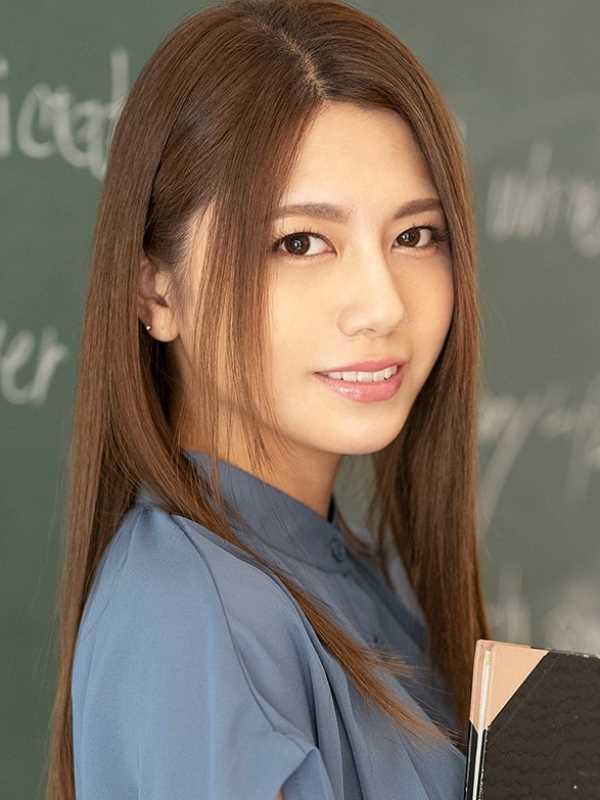 クォーター美人教師 麻生マーガレット奈々美 エロ画像 1
