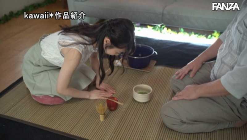 エッチな女子大生 吉野里奈 エロ画像 18