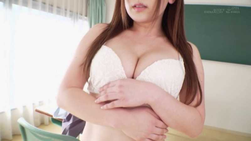制服美少女 白石かのん エロ画像 32