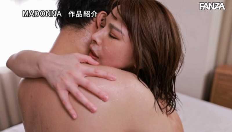 爆乳の人妻 叶愛 セックス画像 79