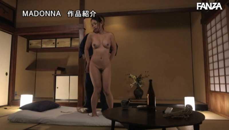 熟女人妻の緊縛SMエロ画像 50