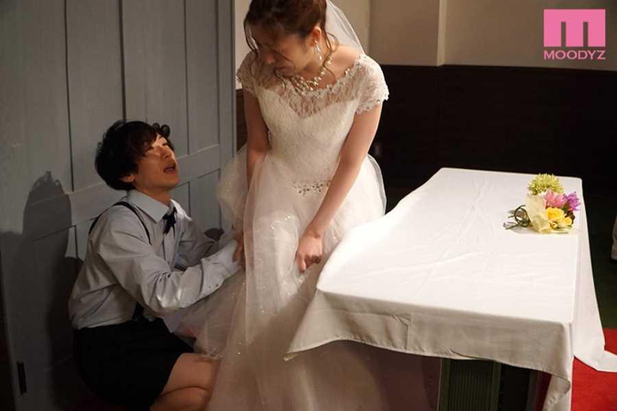 結婚式エロ画像 4