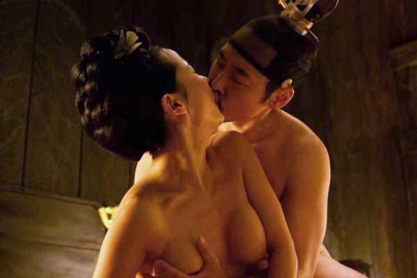 韓国女優 濡れ場 セックス エロ画像 1