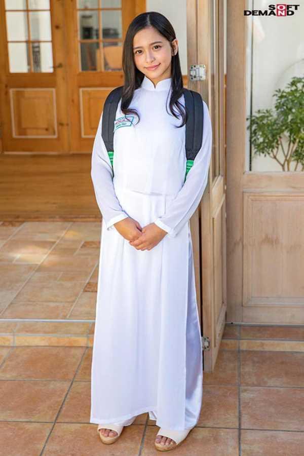 ベトナム美少女 咲田ラン エロ画像 9