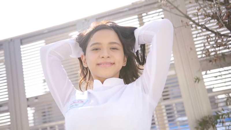 ベトナム美少女 咲田ラン エロ画像 17