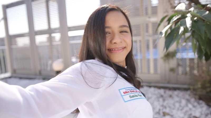 ベトナム美少女 咲田ラン エロ画像 19