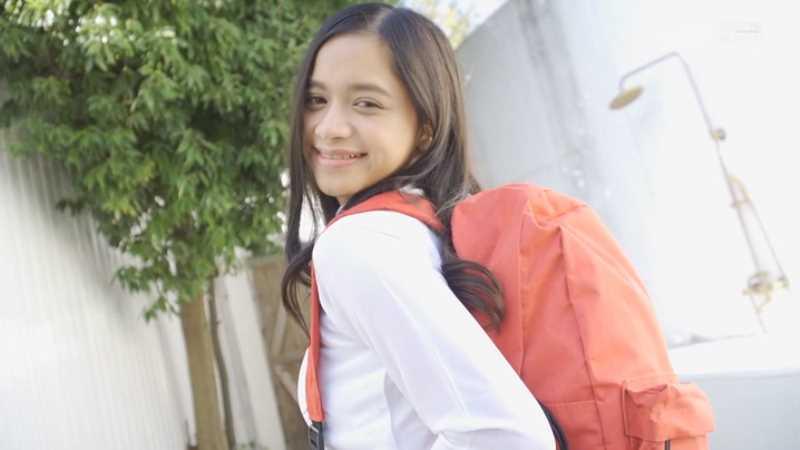ベトナム美少女 咲田ラン エロ画像 49