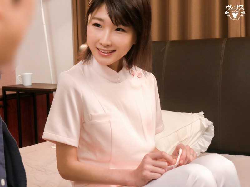 淫乱看護師 彩水香里奈 エロ画像 7