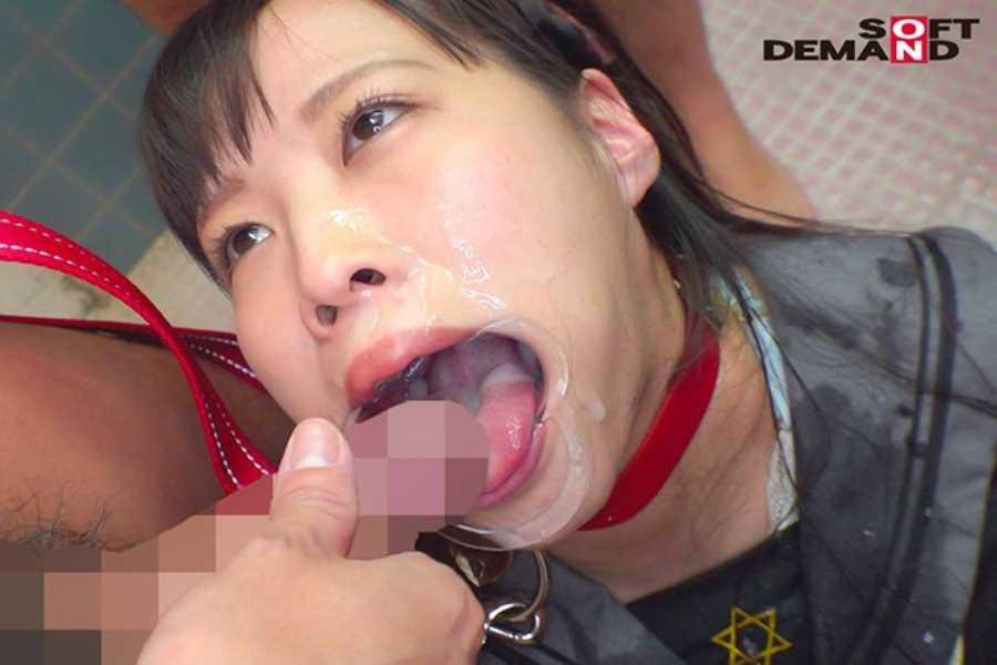 肉便器の精液ごっくんエロ画像 8