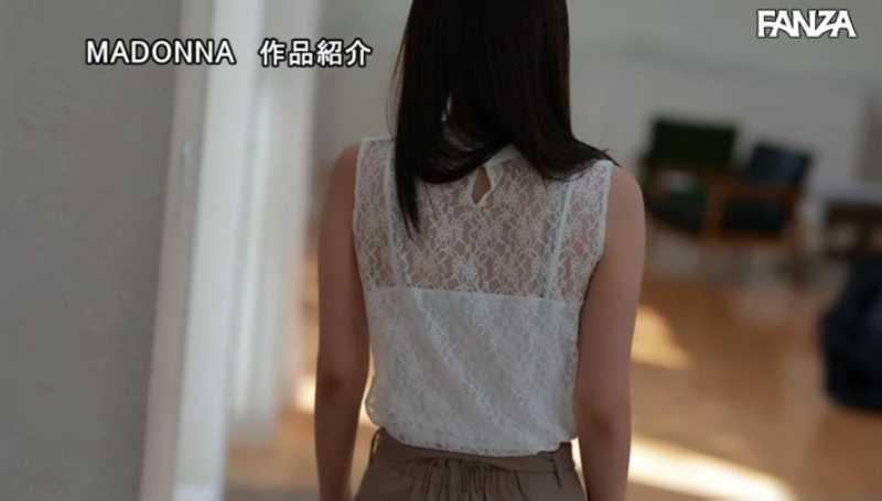 小顔美人妻 小松杏 エロ画像 23
