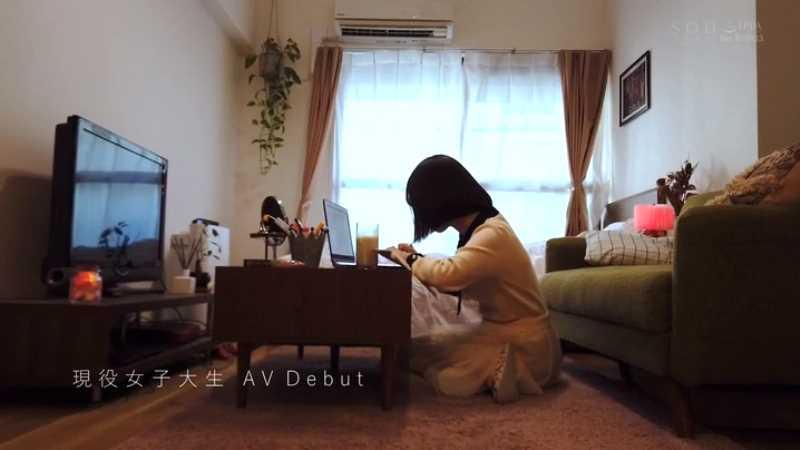 女子大生AV女優 真白美生 エロ画像 25