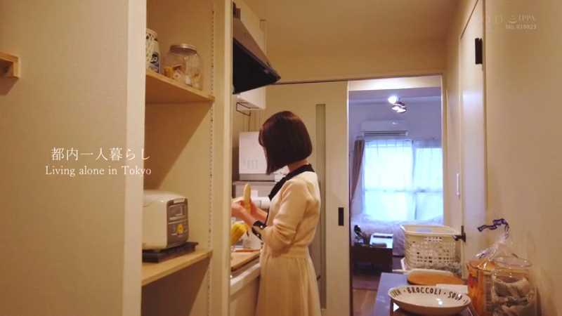 女子大生AV女優 真白美生 エロ画像 31