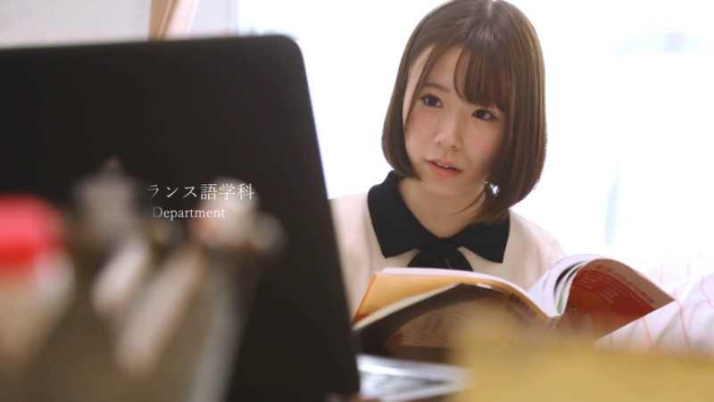 女子大生AV女優 真白美生 エロ画像 34