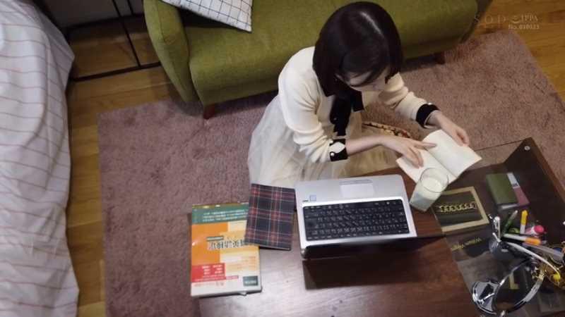 女子大生AV女優 真白美生 エロ画像 36